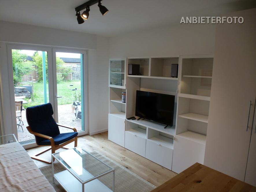 Möbliertes Apartment mit eigenem Eingang in einem Bungalow in Pulheim