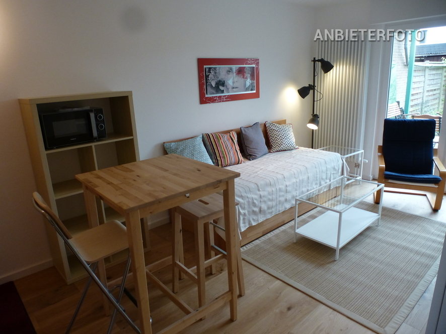 Appartement im Bungalow mit eigenem Hauseingang