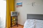 Funktionell möbliertes Apartment mit Balkon in Köln-Zollstock