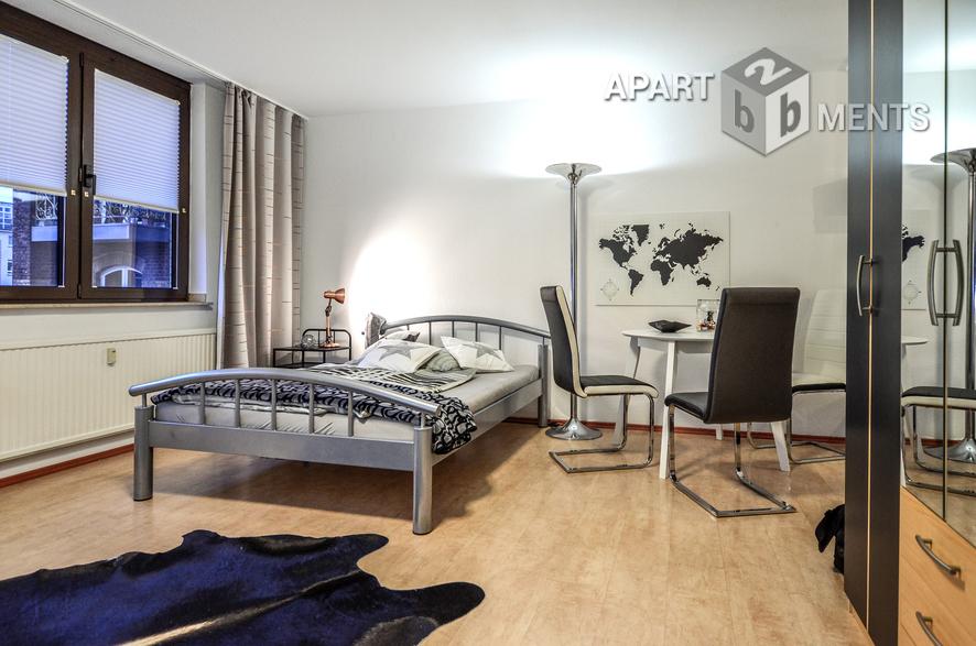 Hochwertig und modern möbliertes Cityapartment in Köln-Neustadt-Nord