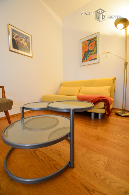 Quiet and elegantly furnished city apartment in Cologne-Neustadt-Nord
