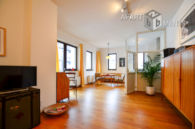 Quiet and elegantly furnished city apartment in Cologne- Neustadt-Nord