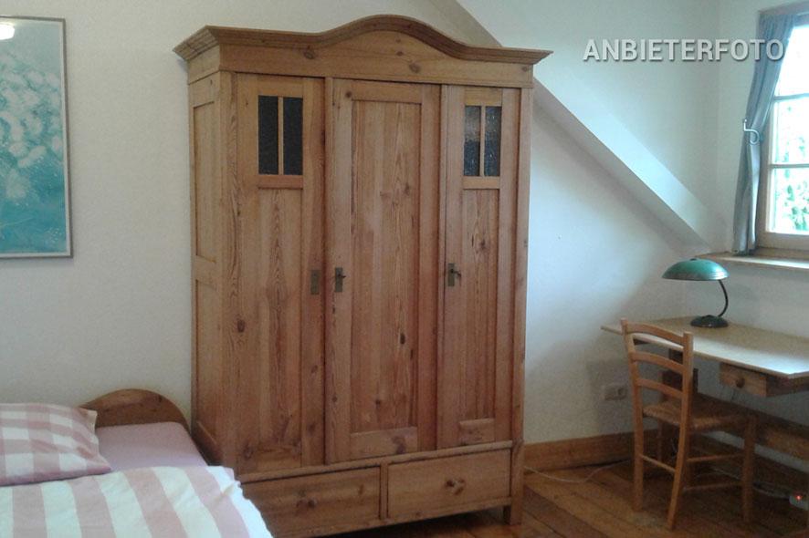Möbliertes und großzügiges Zimmer mit Küche in Köln-Ehrenfeld
