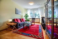 Modernly furnished and quietly situated apartment in Cologne-Neuehrenfeld