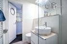 Möblierte 2,5-Zimmer-Wohnung mit Balkon in Neustad-Nord