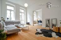 Stilvoll möblierte Wohnung in Köln-Neustadt-Süd