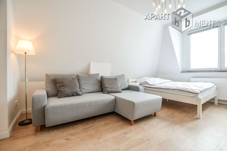 Modern möblierte und helle Wohnung in Köln-Neustadt-Nord