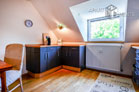 Small furnished maisonette in Cologne-Sülz close to the city centre