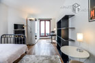 Furnished apartment with roof terrace in top city location of Cologne-Altstadt-Nord