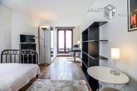 Möbliertes Apartment mit Dachterrasse in Top City-Lage in Köln-Altstadt-Nord