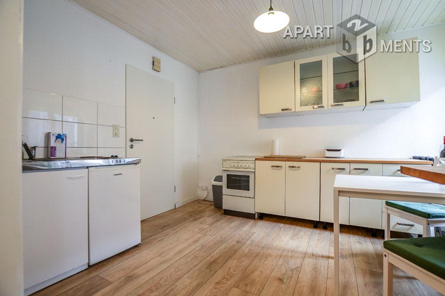 Modern möblierte und ruhig gelegene Wohnung in Köln-Nippes