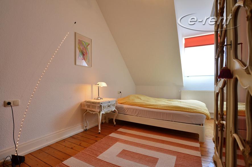 2 Zimmerappartment im Dachgeschoss