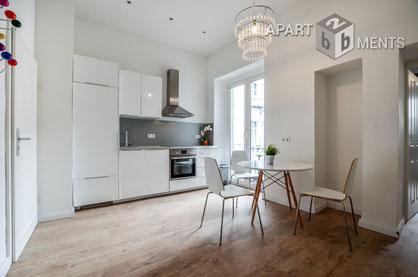 Modern möbliertes und zentral gelegenes Apartment in Köln Neustadt-Nord