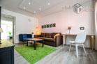 Modern möblierte und zentral gelegene Wohnung in Köln-Neustadt-Süd