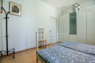 Modern möblierte Wohnung mit hohen Decken in Köln-Neustadt-Süd