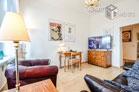 Tastefully furnished apartment in Cologne-Neustadt-Süd