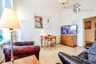 Geschmackvoll möblierte Wohnung mit hohen Decken in Köln-Neustadt-Süd