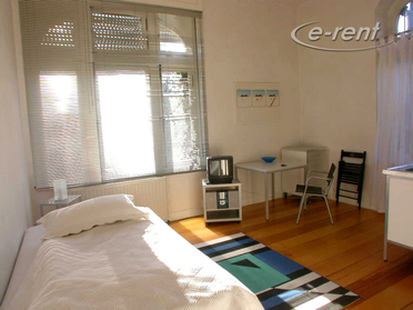 Modern möbliertes Apartment in Köln-Weidenpesch