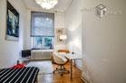 Stilechte 1 Zimmer Altbauwohnung in 1a City Lage im belgischen Viertel