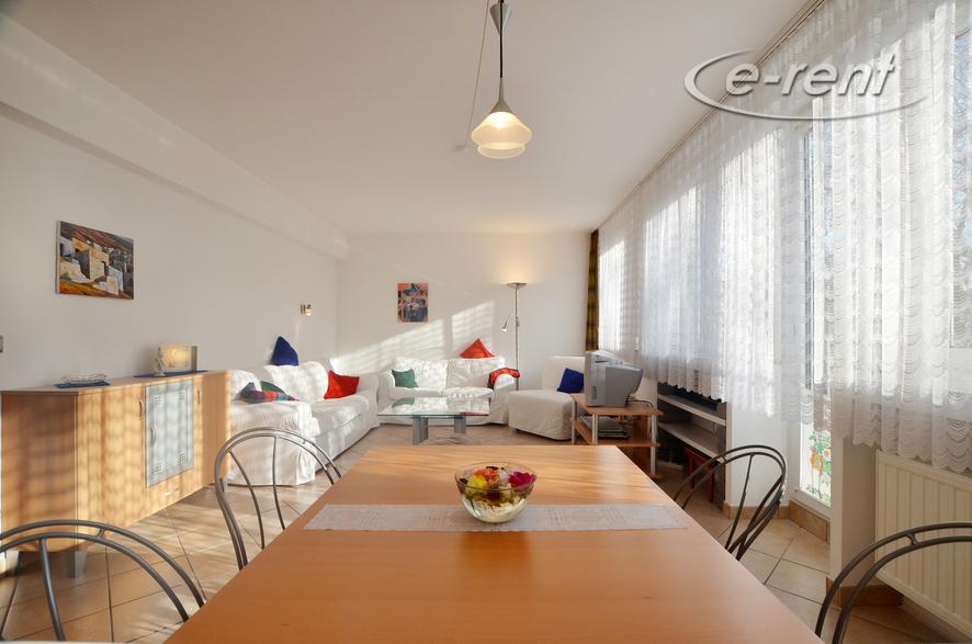 Großzügige Wohnung mit Komplettausstattung in guter City-Lage