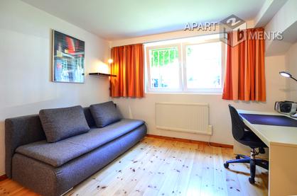 Modern möbliertes und ruhiges Apartment in Köln-Altstadt-Süd