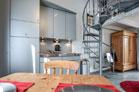 Hochwertig möbliertes Maisonetteapartment in Köln-Lindenthal