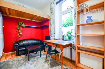 Funktionell möbliertes und zentral gelegenes Apartment in Köln-Neustadt-Süd