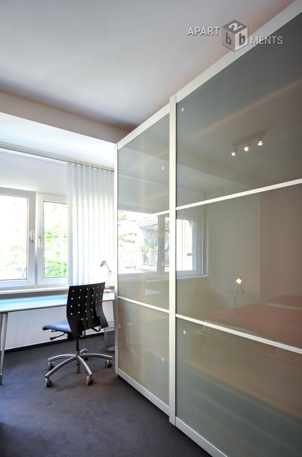 Sehr gut ausgestattete, moderne 2 Zimmerwohnung in Citylage, gehobene Kategorie