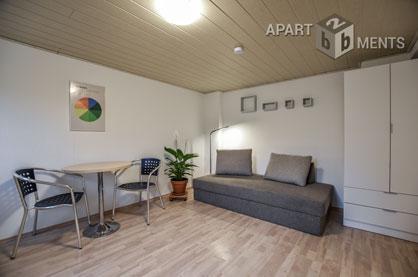 Funktionell möbliertes und ruhiges Apartment in Köln-Höhenhaus