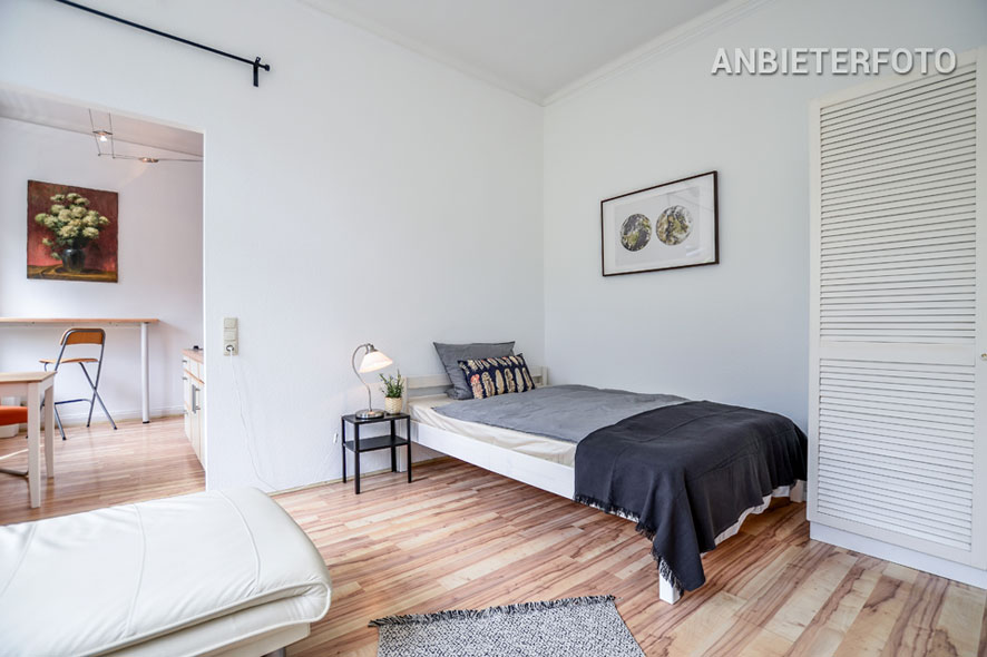 Hochwertig und modern möbliertes Apartment in Köln-Nippes