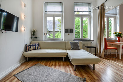 High-quality and modernly furnished apartment in Cologne-Nippes