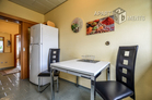 High-quality furnished bright and quiet apartment in Leverkusen-Kuppersteg