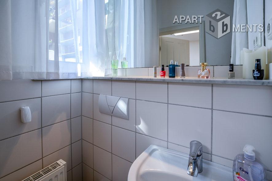 Modern möbliertes und zentral gelegenes Apartement in Köln-Altstadt-Nord