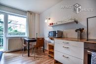 Modern möbliertes und ruhiges Apartment in Köln-Altstadt-Nord