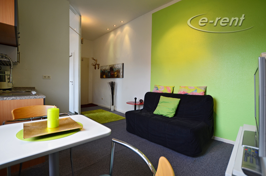 Modernes und helles Single-Apartment