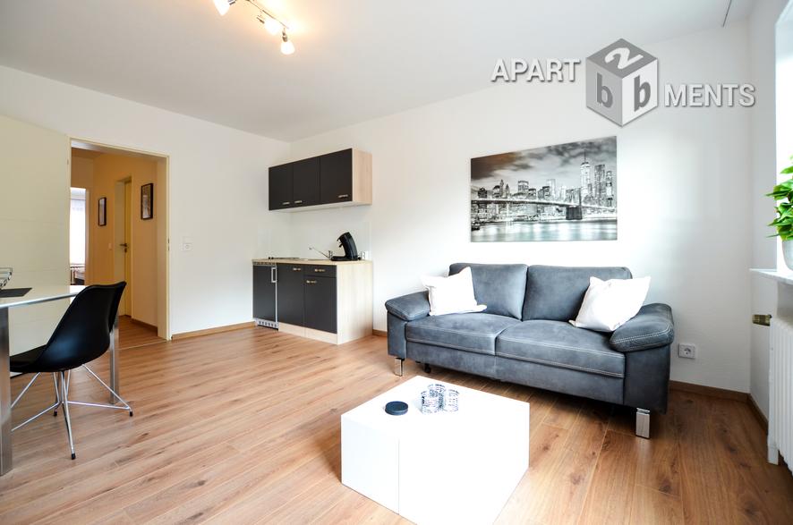 2 Zimmer-Appartment in verkehrsgünstiger Lage