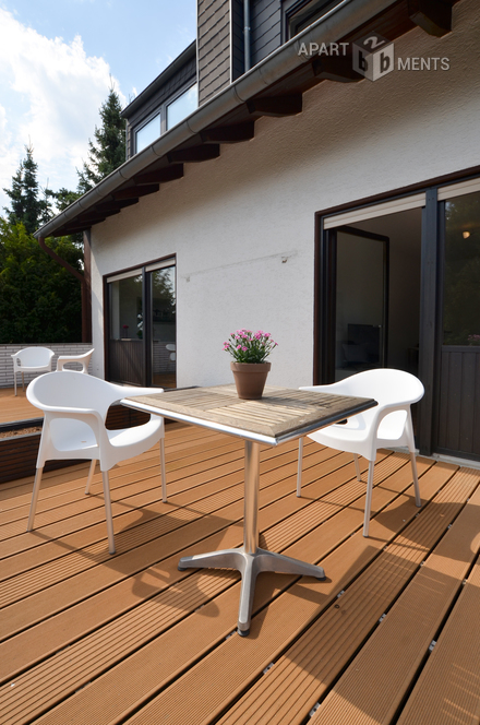 Modernly furnished and conveniently located apartment in Cologne-Holweide