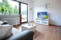 Modern möbliertes und verkehrsgünstig gelegenes Apartment in Köln-Holweide