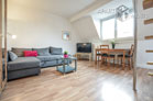 Modern furnished and centrally located maisonette in Cologne-Neustadt-Süd