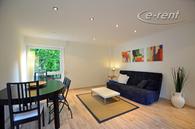 Modern möblierte und ruhig gelegene Wohnung in Bergisch-Gladbach-Bensberg