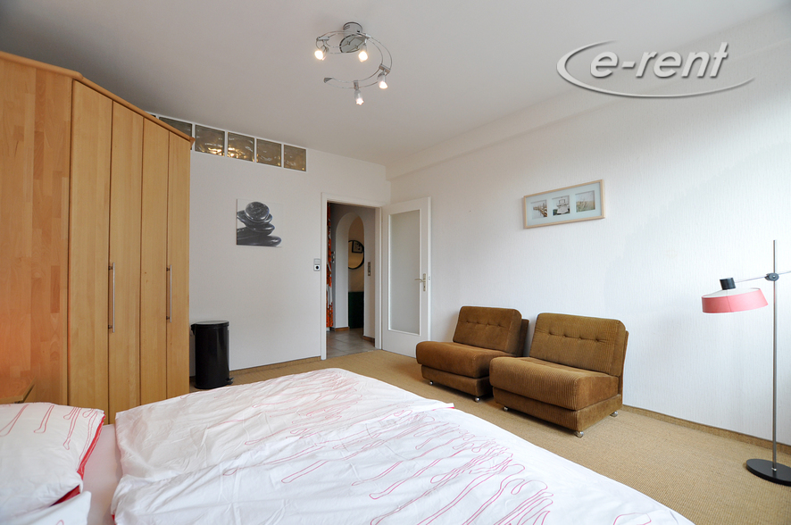 2 room apartment in a residential area close to the centre