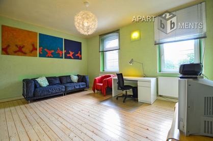 Modern möblierte Wohnung in Köln-Mülheim