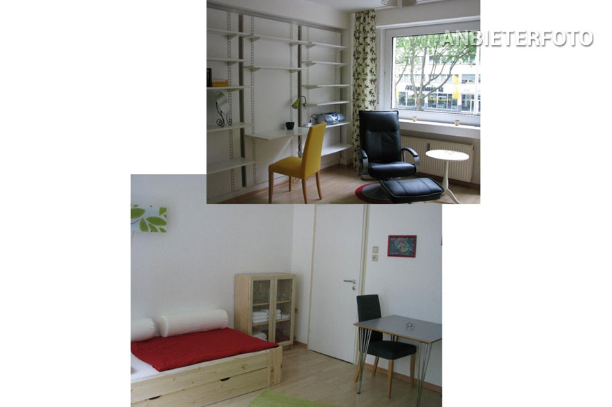 Modern möbliertes und zentral gelegenes Apartment in Köln-Lindenthal