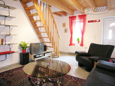 Modernly furnished house on three levels in Cologne-Zündorf