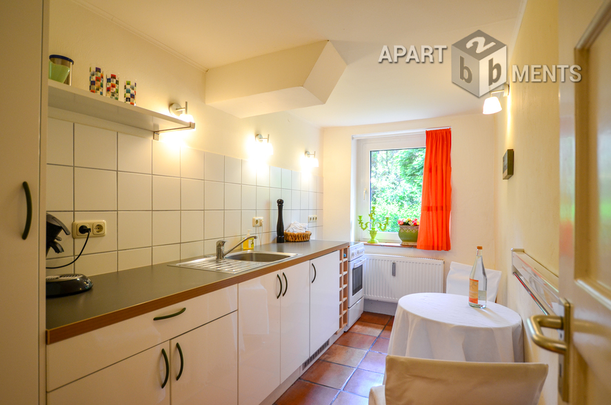 Modernly furnished apartment in Cologne-Sülz