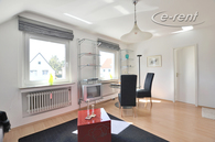 Furnished and bright 2-room apartment in Cologne-Weidenpesch
