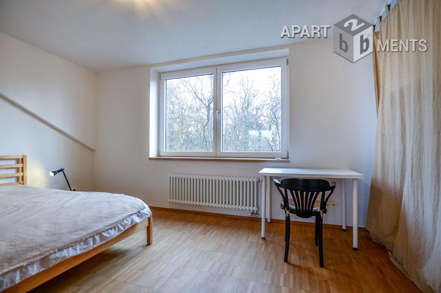 Möblierte Singlewohnung in Köln-Vogelsang