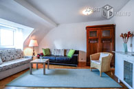 Modern möblierte und ruhig gelegene Wohnung in Köln-Braunsfeld