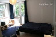 Ruhige und möblierte Wohnung in Köln-Neustadt-Nord