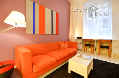 Modernly furnished and quiet apartment in Cologne-Neustadt-North